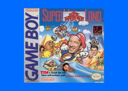 Super Tim Allen Land