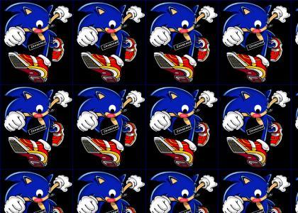 Sonic stops beating around the bush.