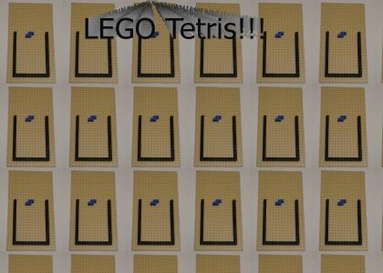 New LEGO Tetris! (Better music and less Keywords!)