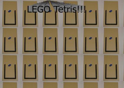 New LEGO Tetris! (Better music and less Keywords!)