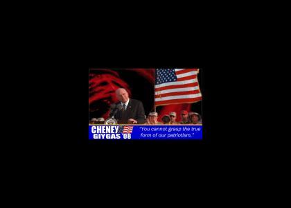 Dick Cheney's '08 Running Mate