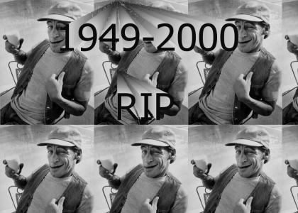 R.I.P.  Jim Varney