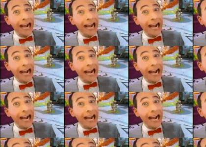 Pee-Wee Needs Therapy