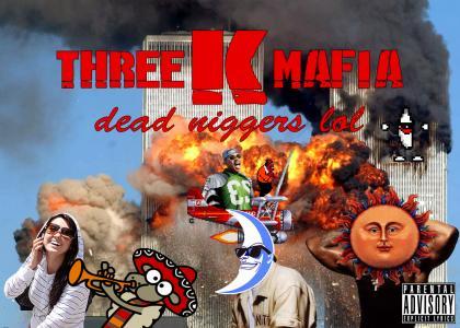 Three K Mafia Album Art