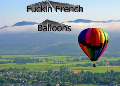 These Fuckin Balloon Rides