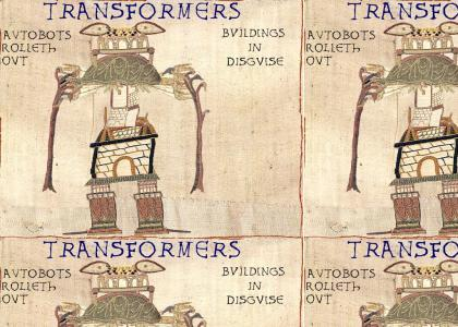 Medieval Transformers