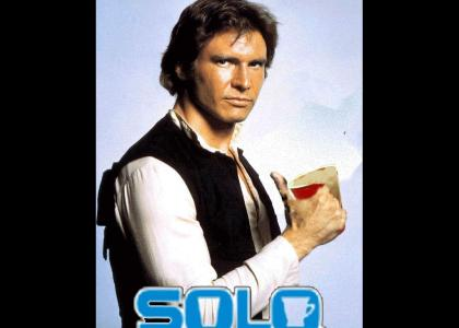 Han Solo and His Cups