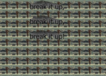 these are the breaks!