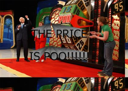 The Price is POO