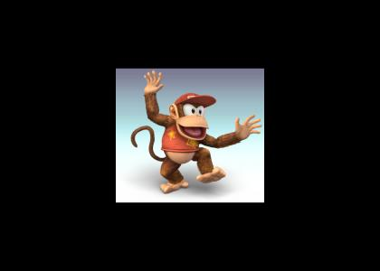 Diddy Kong confirmed for Brawl!