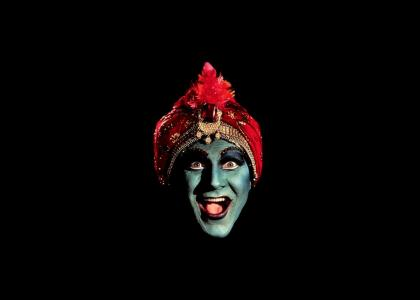 Jambi Stares Into Your Soul!