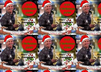 Marc Summers' Christmas Saxophone Jam