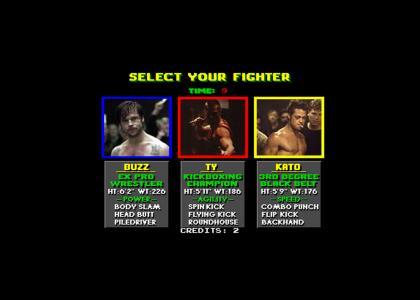 Pitt - Fighter