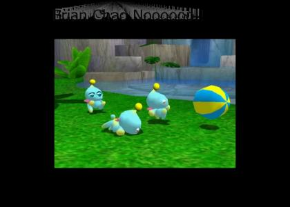 What kind of Chao is that!?