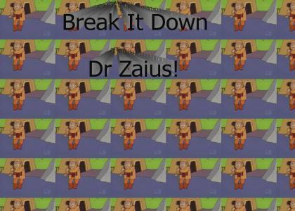 Dance Dance DrZaius