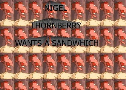 Nigel Thornberry Here