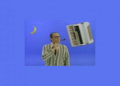 ¿ Banana or Accordion ?