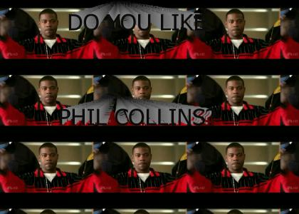 Tracy Morgan Likes Phil Collins