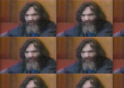 Charles Manson's Epic Question