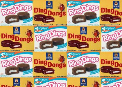 Ring Ding Dongs
