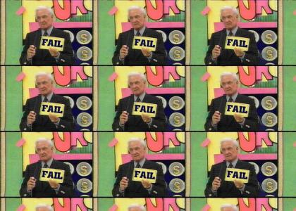 You Fail at The Price is Right