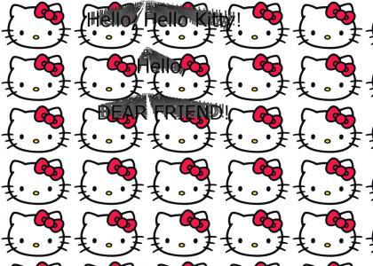Hello Kitty, play with us today