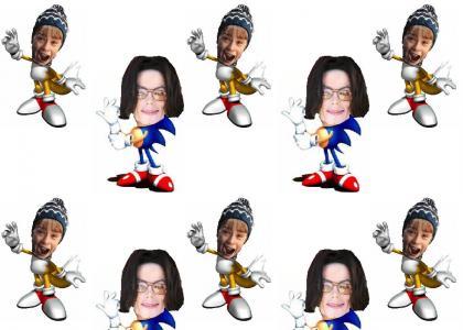Sonic Gives Michael Jackson Advice