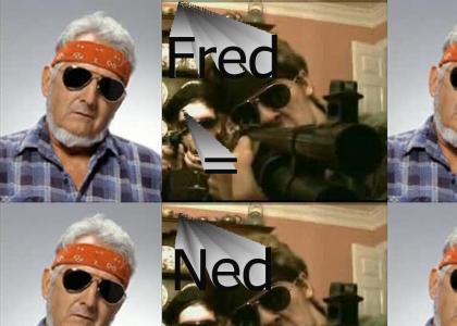 Fredryk Phox is Nedly Mandigo's son!