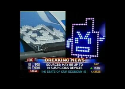Fox News Bomb Scare!