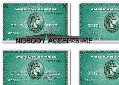 American Express is Emo