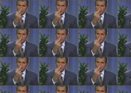 President Bush: An Inspiration