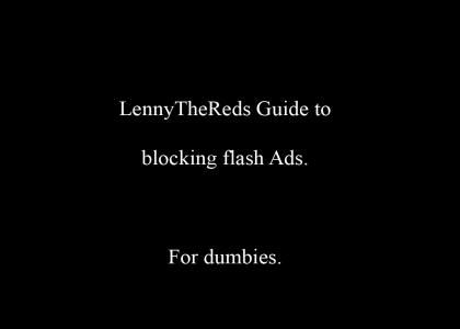 Guide to Blocking Ads
