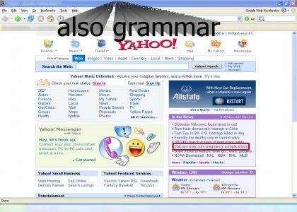 Yahoo! fails at life