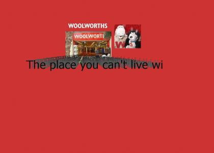 Woolworths Welcome