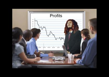 Bob Marley, Corporate Dynamo