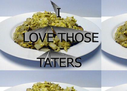 mmm...taters