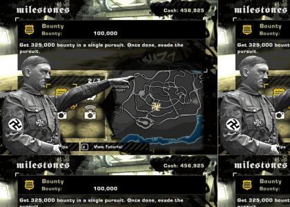 OMG Secret Nazi NFS:MW