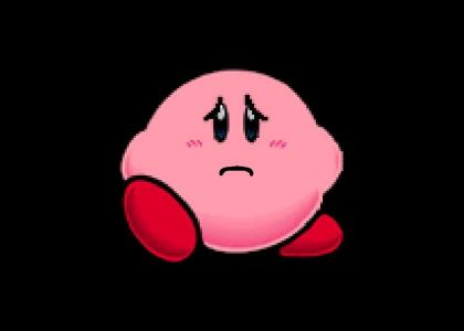 kirby stares into your soul