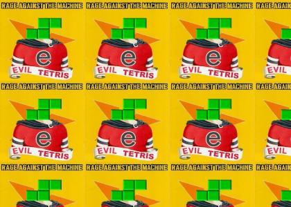 Killin in the name of tetris!