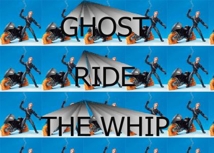 Ghost Ride The Whip