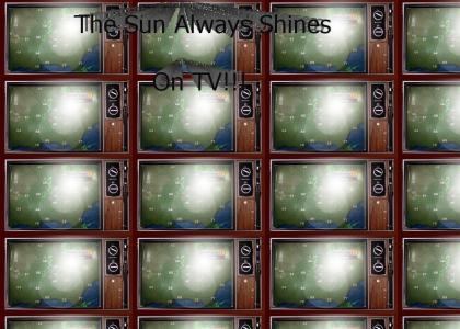 Annoying Sun Shine