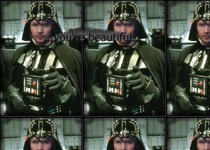 Vader sings James Blunt