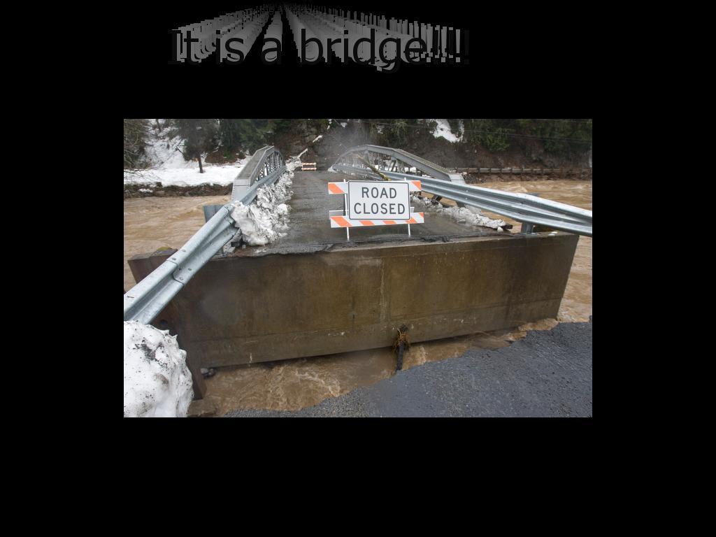 bridgelandslide