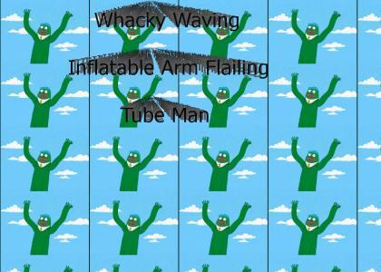 Whacky Waving Inflatable Arm Flailing Tube Man