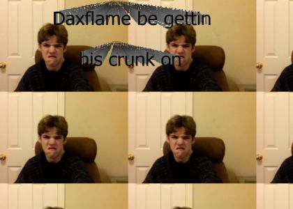 Daxflame is Gangsta