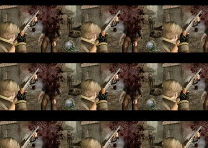 Kill the Zombies!!