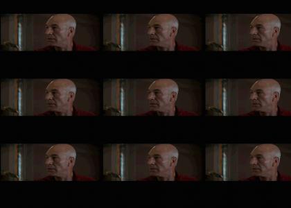 Picard is a Jealous Star Captain