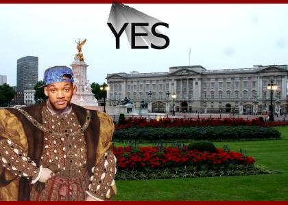 IS ENGLAND READY FOR A BLACK KING?