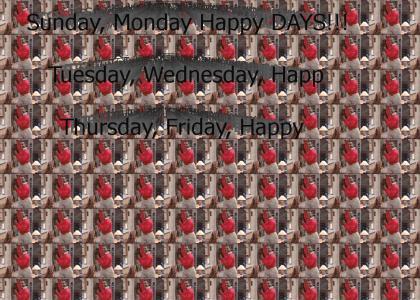 Oh Happy Days II