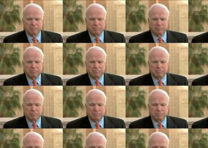 Mccain Returns to the Issue at Hand